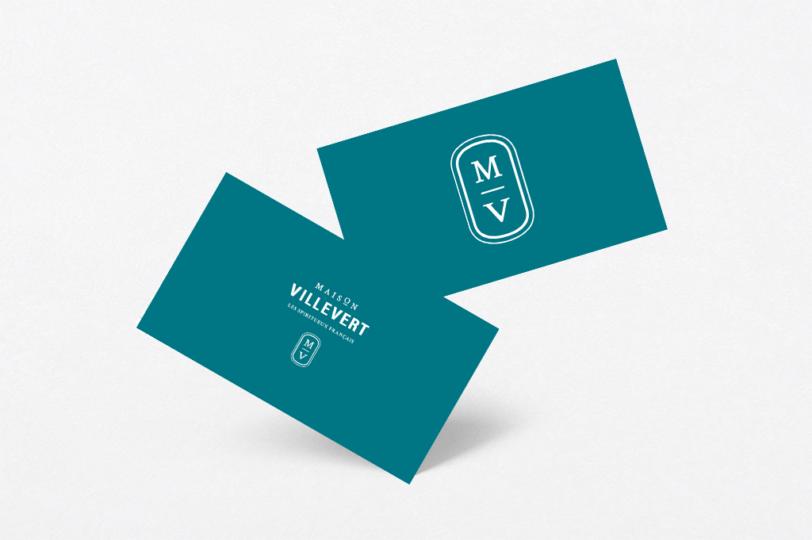 Logo Pack Maison Villevert