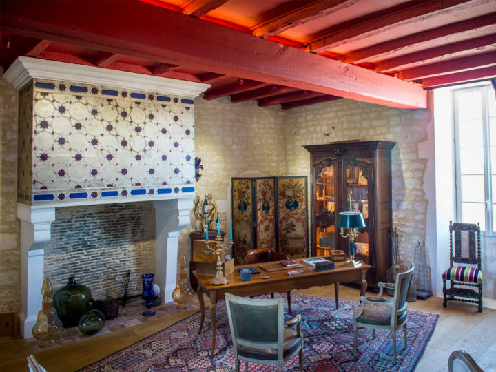Manoir Maison Villevert - L'atelier d'inspiration