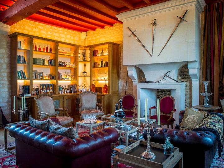 Manoir Maison Villevert - La salle de vieillissement - Ageing