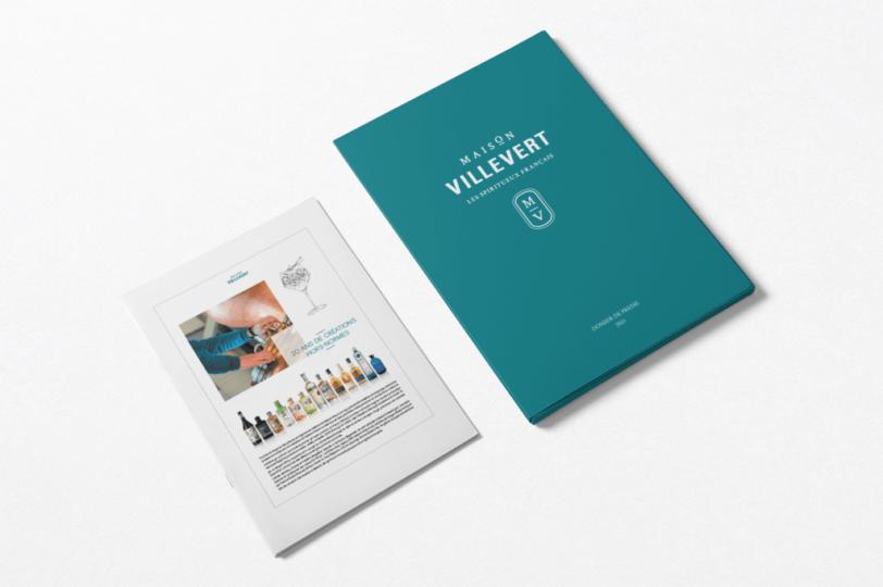 Press Kit Maison Villevert